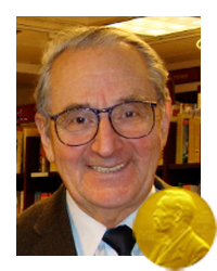 Prof. Elias James Corey, USA