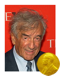 Prof. Elie Wiesel, USA