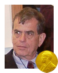Prof. Aaron Ciechanover, Israel